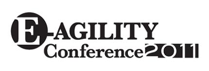 E-AGILITY Conference 2011で【「納品しない受託開発」にみるソフトウェア受託開発の未来 】の講演します